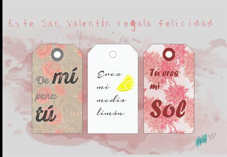 Este San Valentín regala felicidad