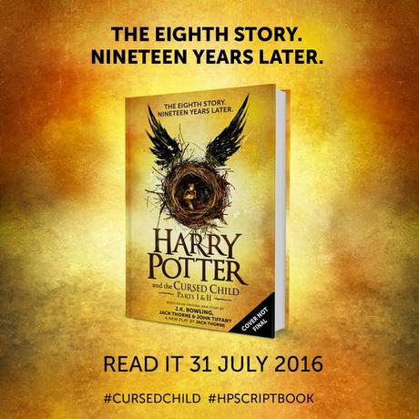 Harry Potter and the cursed child, J. K. Rowling