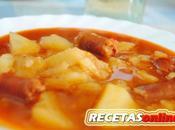 Patatas riojana chistorra