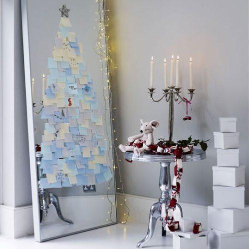 Imagina un árbol de navidad…