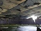 Imagenes impresionantes Metrodome Minnesota colapsado causa nieve