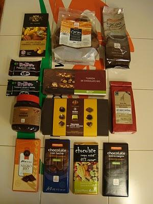IDEAS PARA REGALAR 4 - CESTA CHOCOLATERAPIA