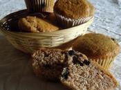 Muffins canela arandanos