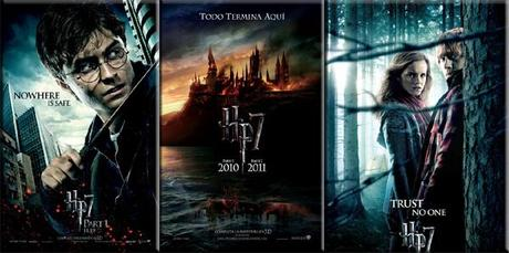 Harry Potter, de letras a escenas - Artículos - De letras a escenas