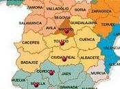 apellido Almadén: distribución provincias.