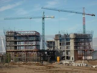 Construcci n del centro de arte y tecnolog a en zaragoza - Construccion zaragoza ...