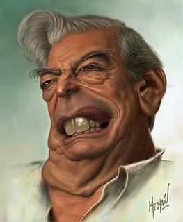 La billetera de Vargas Llosa