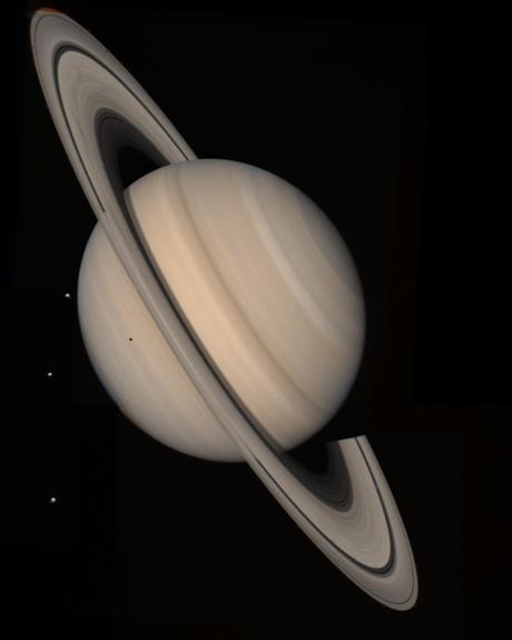 Explicados los anillos de Saturno