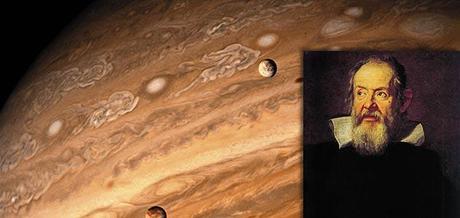 Galileo and Jupiter moons