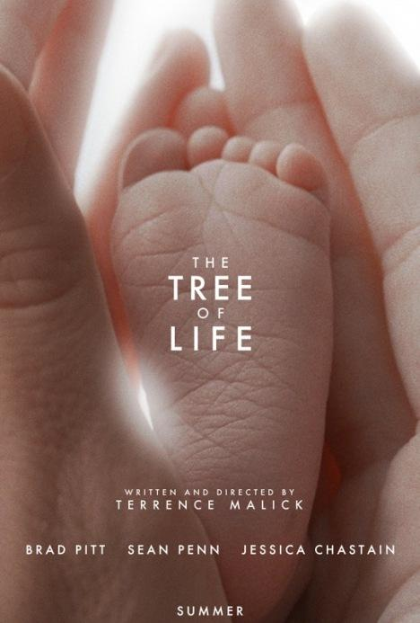 'The Tree of Life' – Terrence Malick deslumbra con un primer Tráiler muy personal y Póster oficial