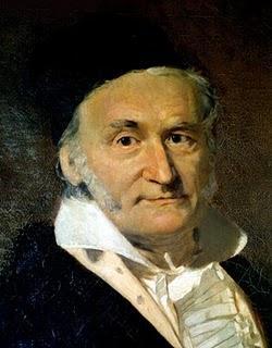 Gauss, el príncipe de las Matemáticas.