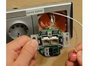Telefónica ensaya fibra plástico para velocidad internet hogar