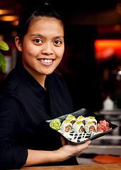 Sushi: 'Un mundo de sabor y textura'