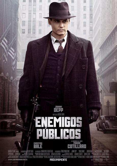 Enemigos públicos (Michael Mann, 2.009)