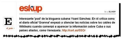 """Wikilears: filtración desnuda """"disidencia"""" Cuba"""