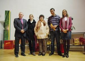 Carlos Córdoba recibe el Premio Eusebio Ortega Torres