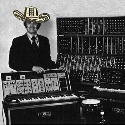Cumbias En Moog