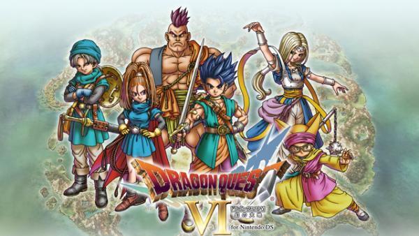 Dragon Quest VI: Realms of Revelation llegará el día de San Valentín