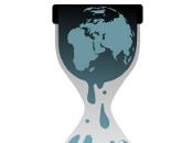 mensaje fondo trás Wikileaks: poca privacidad redes (internet otras) soportes digitales.
