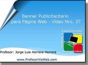 Cómo Crear Banner Publicitacitario para Página Video Nro.