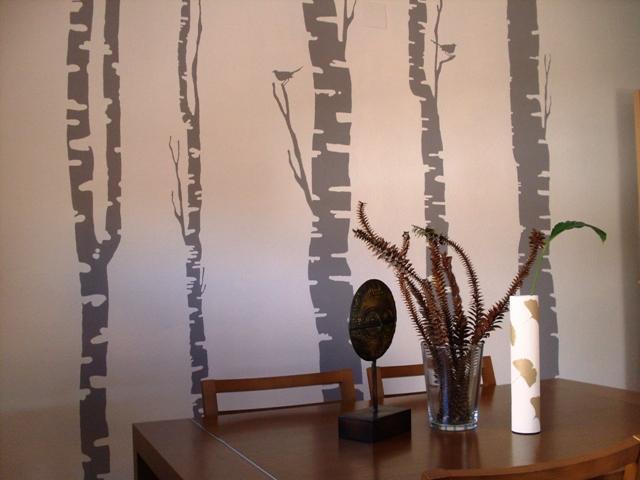 El vinilo en pared de gotel de zin paperblog for Vinilos para gotele