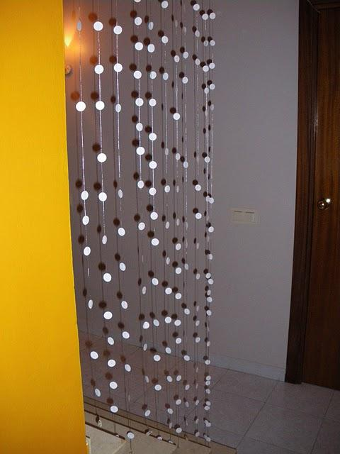 La cortina de pegatinas de monchina paperblog - Cortinas para puertas ikea ...