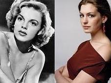 Anne Hathaway habla sobre biopic Judy Garland