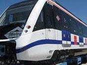 Comienzan circular unidades serie 8.400 Metro Madrid