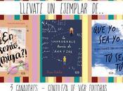 Concurso aniversario ¡Gana ejemplar V&R editoras! Ganadores]