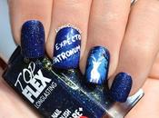 Nail Expecto Patronum Harry Potter