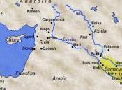 mito creación orillas Mediterráneo.