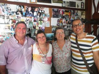 Con Roberto, Salvador de Bahía, Brasil, La vuelta al mundo de Asun y Ricardo, round the world, mundoporlibre.com