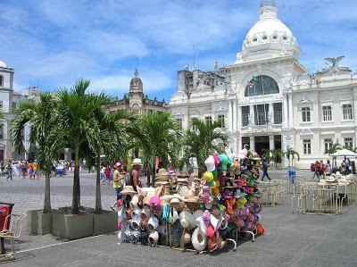 Palacio Rio Branco, Salvador de Bahía, Brasil, La vuelta al mundo de Asun y Ricardo, round the world, mundoporlibre.com