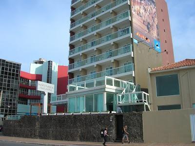 Hotel Monte Pascoal Praia Salvador, Brasil, La vuelta al mundo de Asun y Ricardo, round the world, mundoporlibre.com