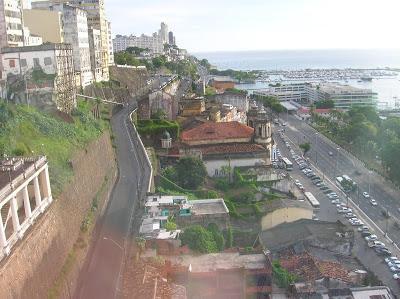 Ciudade Baixa, Salvador de Bahía, Brasil, La vuelta al mundo de Asun y Ricardo, round the world, mundoporlibre.com