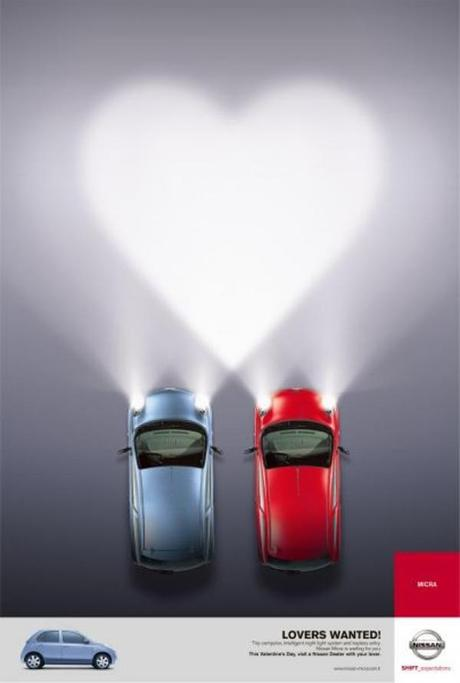 Nissan. San Valentín