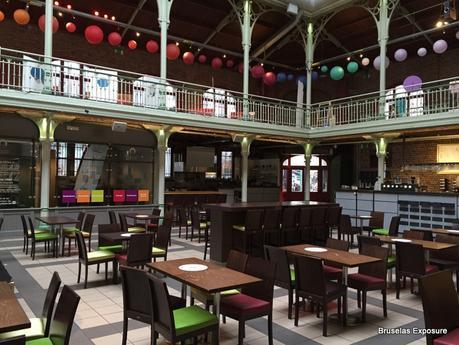 Cafe des Halles
