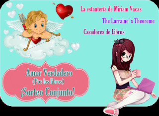 Participo en un sorteo + San Valentín