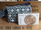Tutorial: funda cámara fotos photo camera cover