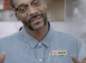 Snoop presenta como entrenador Burger King