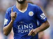 Mancherter United estaria interesado Riyad Mahrez