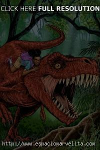 Moon Girl and Devil Dinosaur Nº 5