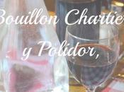 Restaurantes Bouillon Chartier Polidor, París desde s.XIX
