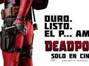 Deadpool. humor como mejor arma.