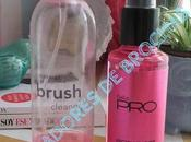 Review: brush cleaner