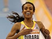 """Genzebe Dibaba destroza récord mundo milla Estocolmo (4'13""""31)"""