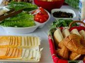 Barra libre sándwiches para Goya Oscars
