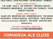Mudhoney, Black Lips Cass McCombs, Primavera Sound Raval