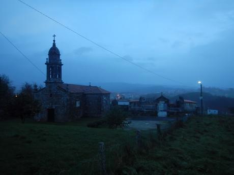 Camino a Finisterre. Etapa 2. De Negreira a Santa Mariña
