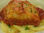 Receta bacalao tomate (receta fácil)